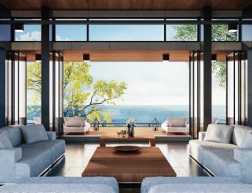 Modelo Portfólio Casa de praia - Plano Start